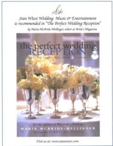 PERFECT WEDDING RECEPTION