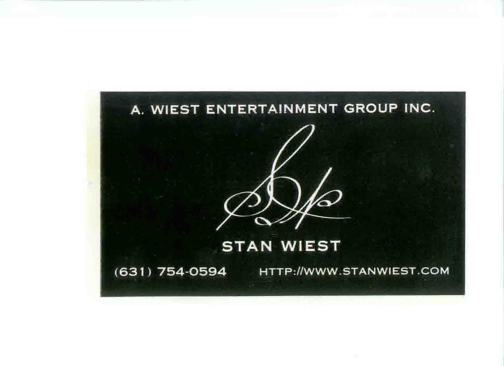 A stan wiest music business cards stan wiest music stan wiest logoedited 1 stan wiest music business cards reheart Image collections